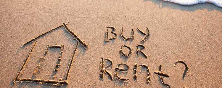 Buy-or-Rent Concept